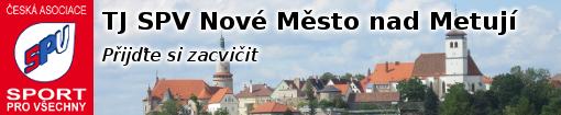 TJ SPV Nové Město nad Metují